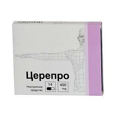 Церепро 0,4 n56 капс цена 1433 руб. , купить в интернет аптеке в.