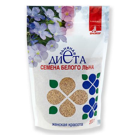 семена белого льна купить москва