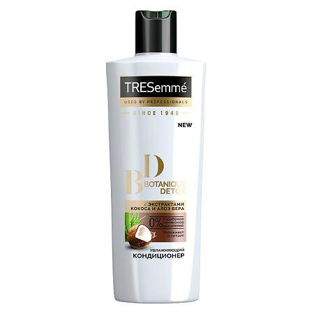 Tresemme Botanique Detox кондиционер для волос увлажняющий, 400 мл