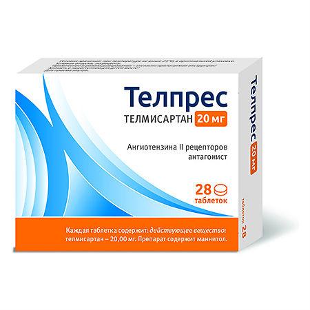 Телпрес – инструкция по применению, цена, отзывы, аналоги ...